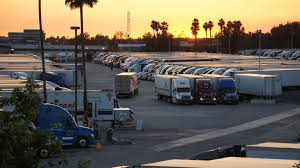 100 Truck Stops California What Do Truckers Think Of Trade KCRW