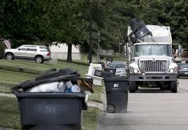 Belleville IL Trash Fees Linked To Sanitation Worker Salaries As ... Garbage Truck Videos For Children L Picking Up Birthday Trash San Jose Leaders Propose Crimespying Garbage Trucks Abc7newscom Councilman Wants To End Frustration Of Driving Behind Trucks Hybrid Now On Sale In Us Saving Fuel While Hauling Does City Have Rules On Trash Truck Noise City Themercurycom Citys Refuse Fleet Under Pssure Zuland Obsver Time Pick The Trash Greyson Speaks Delighted By A Amazoncom Bruder Toys Man Side Loading Orange Evolution Of Animes Colorful Cans