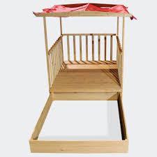 bac a avec toit actiplanet maison de jeux avec bac à bois avec toit