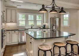lighting design layout rustic rubbed bronze kitchen island