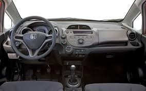 Honda Fit Interior surga