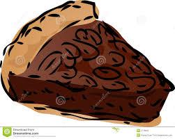 pecan pie clip art 2