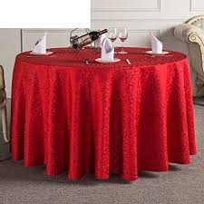 TRE Hotel Tablecloth Fabric European Style Dining Room Coffee Table Cloth D Diameter320cm126inch