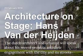 100 Van Der Architects Stage Hans Van Der Heijden Architect