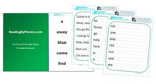 Learning To Read With ABC Phonics Activities And Printable Worksheets