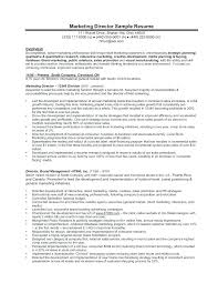 Sales Management Resume Samples Manager Examples Free And Marketing Executive Sample Senior Incredible