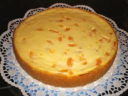 backen kochen genießen mandarinen schmand pudding kuchen