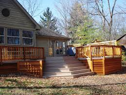 Menards Cedar Deck Boards by Cedar Decking For The Simple Small Home Bedroom Ideas And