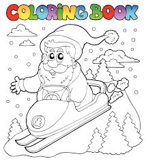 Coloriages Alphas Passe Noël Avec Petit Malin RPI De LOsier