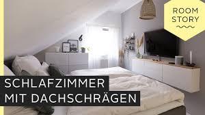 schlafzimmer mit dachschräge einrichten roombeez powered by otto