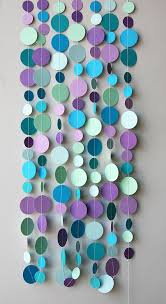 Bubbles Party Decoration Hang On Wall Straight Swag Or Use As A Table Runner