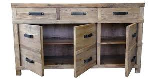 Dining Buffet Sideboard Appealing Rustic Room Contemporary Best Within Sideboards And Buffets Plans