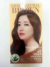 100 Rosee ROSEE ECO ALOE HAIR COLOR CREAM C6 LIGHT NATURAL BROWN Bon