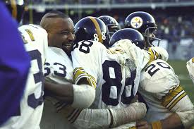 Original Iron Curtain Steelers by Recounting The Bond Among Joe Greene And His Steel Curtain