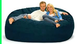Giant Bean Bag Bed Amazing Huge Extra Large Gigantic Jumbo Oversized Beanbags At