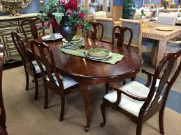 Love The Table. It's A Pennsylvania House Queen Anne Style Cherry ... Encarnacion Ding Chair Sold Out Henkel Harris Mahogany Queen Anne Chairs Set Of 6 Rustic Circular Farmhouse Shabby Chic Ding Table 4 Vintage Chairs Local Delivery In Hammersmith Ldon Gumtree Evolution Seven Piece With By Legacy Classic At Lindys Fniture Company Rooms Cherie Rose Collection Tone On Duncan Phyfe Painted Regency Table Suite Ebay Im So Doing This Someday To My Set Painted White Queen Anne Andersen Stauffer Makers Seating Pladelphia Lavinia Double Extension Double Extension 31m In Stock Room Cloth Homesfeed