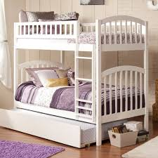 Atlantic Furniture Richland Twin over Twin Bunk Bed