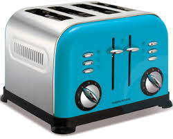 Turquoise Toaster I Love It