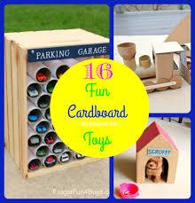 Homemade Toys Recycled Repurposing Family Fun Kids