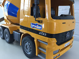 100 Bruder Cement Truck Find More Toys Large Mixer For Sale At Up To 90 Off