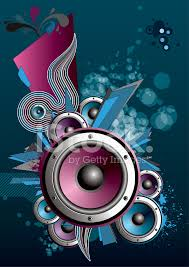 Music Event Poster Stock Vector