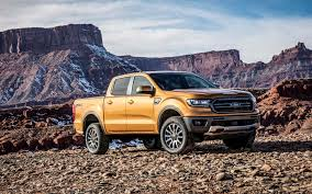 Automotive News :: Ford Ranger Re-emerges For 2019