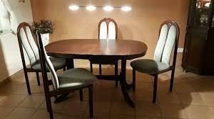 esszimmer tisch und 4 stühle in schleswig holstein