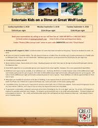 SEPTEMBER GREAT WOLF LODGE DEALS! | Entertain Kids On A Dime ... Tna Coupon Code Ccinnati Ohio Great Wolf Lodge How To Stay At Great Wolf Lodge For Free Richmondsaverscom Mall Of America Package Minnesota Party City Free Shipping 2019 Mac Decals Discount Much Is A Day Pass Save Big 30 Off Teamviewer Coupon Codes Coupons Savingdoor Season Perks Include Discounts The Rom Grab Promo Today Online Outback Steakhouse Coupons April Deals Entertain Kids On Dime Blog Chrome Bags Fallsview Indoor Waterpark Vs Naperville Turkey Trot Aaa Membership