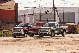 Ford Super Duty Is The 2017 Motor Trend Truck Of The Year - Motor ... 2017 Ford Super Duty Overtakes Ram 3500 As Towing Champ 2018 New Trucks The Ultimate Buyers Guide Motor Trend 5pickup Shdown Which Truck Is King Fseries Review 2013 Heavy Duty Pickup Takes On The Ike Gauntlet Chevrolet Partners With Navistar In Return To Mediumduty Work Chinese Truck Manufacturers Heavy Defined Product Features F350 Vs Hd Silverado What Mpg Standards Will Mean For Pickups And Vans News Behind Wheel Heavyduty Pickup Consumer Reports