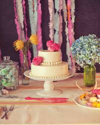 Cakes Decorated With Sweets by 39 Amazing Dessert Tables From Real Weddings Martha Stewart Weddings