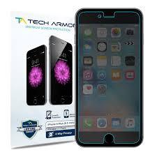 Amazon iPhone 6 Plus Privacy Screen Protector Tech Armor