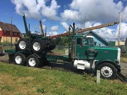 100 Log Trucks 1979 Peterbilt 359 Ging Truck Trailer For Sale 387746 Miles