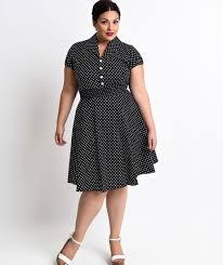 plus size 1950s dresses pluslook eu collection