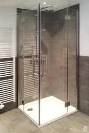eckdusche ganzglasdusche eckduschen badezimmer klein