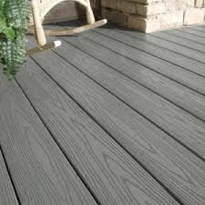 slate gray azek decking backyard ideas pinterest slate