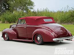 100 Convertible Chevy Truck 1940 Ford Standard Hot Rod Network