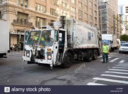 100 Sanitation Truck Garbage New York City Stock Photos Garbage New York
