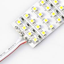 bright white led lights 24v led light row