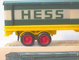 Hess 1975 USA Made Barrel Truck With Box And Both Inserts, Battery ... The Hess 2014 Toy Truck For Sale Jackies Store Evan And Laurens Cool Blog 111014 Collectors Edition Has Been Around For 50 Years Toys Values Descriptions Texaco Trucks Wings Of Mini 911 Emergency Collection Parents Teachers Can Use New To Teach Stem Amazoncom 1977 Tanker Toys Games Iconic Hess Is Getting An Expanded Lineup Official Poster Original 19642000 Millennium 1999 Miniature Fire Mini Never Opened Ebay