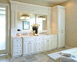 Bathroom Vanity Tower Cabinet by Tower Cabinet Bathroom Bathroom Vanity With Tower Vanities Storage