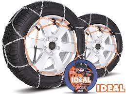 Snow Chains- Ideal - Size 6 - SnowChainsandSocks.co.uk