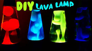 How To Make Lava Lamp Easy Tutorial With Alka Seltzer
