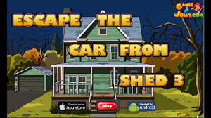 Bathroom Escape Walkthrough Ena by Games2jolly Escape The Car From Shed 3 Youtube