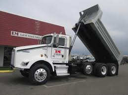 2011 Kenworth T800 Heavy Duty Dump Truck For Sale | Spokane, WA ...
