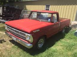 1969 Ford F100 For Sale | ClassicCars.com | CC-1116212