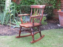 Child's Elm Spindle Back Windsor Rocking Chair, Circa 1830 | 636787 ... Windsor Arrow Back Country Style Rocking Chair Antique Gustav Stickley Spindled F368 Mid 19th Century Spindle Eskdale Chairs Susan Stuart David Jones Northeast Auctions 818 Lot 783 Est 23000 Sold 2280 Rare Set Of 10 Ljg High Chairs W903 Best Home Furnishings Jive C8207 Gliding Rocker Cushion Set For Ercol Model 315 Seat Base And Calabash Wood No 467srta Birchard Hayes Company Inc