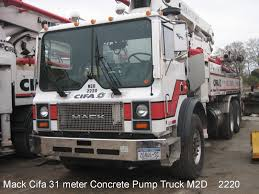 Mack Cifa 31 Meter Concrete-Pump-Truck-M2D-2220 - Scalamandre Types Of Concrete Pumps Pump Truck 101 Ads Services Okc Concrete Youtube Concos Putzmeister 47z Specifications Rental And Business Service Paraaque Pumping Action Supply Pump Indonesia Ready Stock For Sale America 70zmeter Truckmounted Boom In Advantage Company Ltd Hire Is There A Reliable Concrete Rental Near Me Wn Development