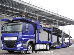 100 4x2 Truck DAF CF 440 Trailer Euro Norm 6 79800 BAS S