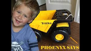 Tonka Toughest Mighty Dump Truck - Kid Play - YouTube Tonka Classics Mighty Dump Truck Toughest Large Metal Sandpit Classic Front Loader Online Toys Australia Amazoncom Wader Trailer And Toy Set By Polesie Tonka Steel Toughest Mighty Dump Truck R Us Canada Sdupertoybox Dumptruck Funrise Distribution Company 90667 Steel Cstruction Vehicle For Model Northern Play Vehicles Upc Barcode Upcitemdbcom Toyworld