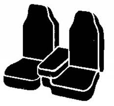 Oe Custom Seat Cover, Fia, OE37-62GRAY | Titan Truck Equipment And ...